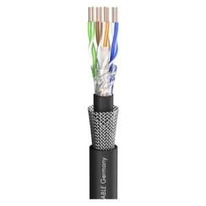 S/UTP cables data/ethernet shielding
