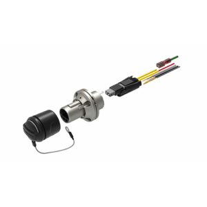 fiber camera male chassis connector
