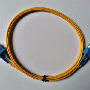 SC-SC Duplex Singlemode Fiber Patch Cord