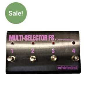 whirlwind audio multi-selector