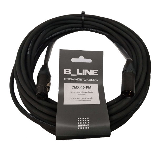 microphone premade xlr cable