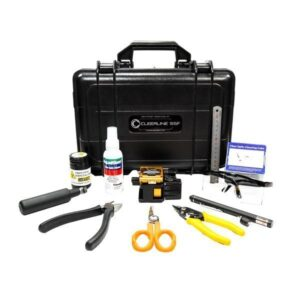 fiber termination and splicing kit
