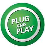 Xirium Plug and play logo