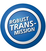 Xirium Robust Transmission logo
