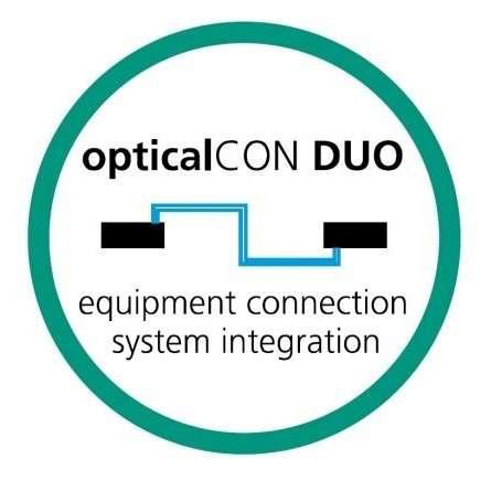 opticalCON® DUO logo