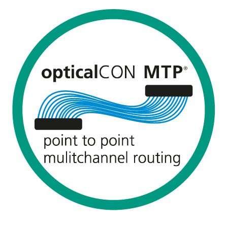 opticalCON® MTP logo