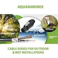 AquaMarinex Sommer true outdoor cables