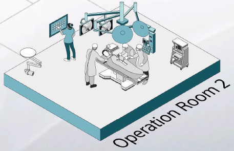 Fiber Hospital Network