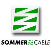 sommer cable squared green logo