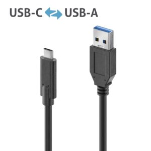 PureLink IS2611 - USB-C to USB-A 3.1 (Gen2)