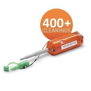 Hospital fiber cleaning