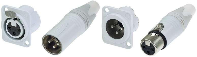 XLR3 White Series